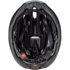 MET Rivale Helmet gray/black/red